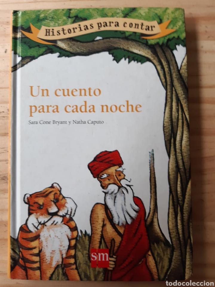 UN CUENTO PARA CADA NOCHE,HISTORIAS PARA CONTAR (Libros Nuevos - Literatura Infantil y Juvenil - Cuentos infantiles)