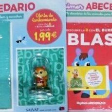 Livres: LOTE MI PRIMER ABECEDARIO 1 Y 2 CON ALTAVOZ SALVAT. Lote 236270645