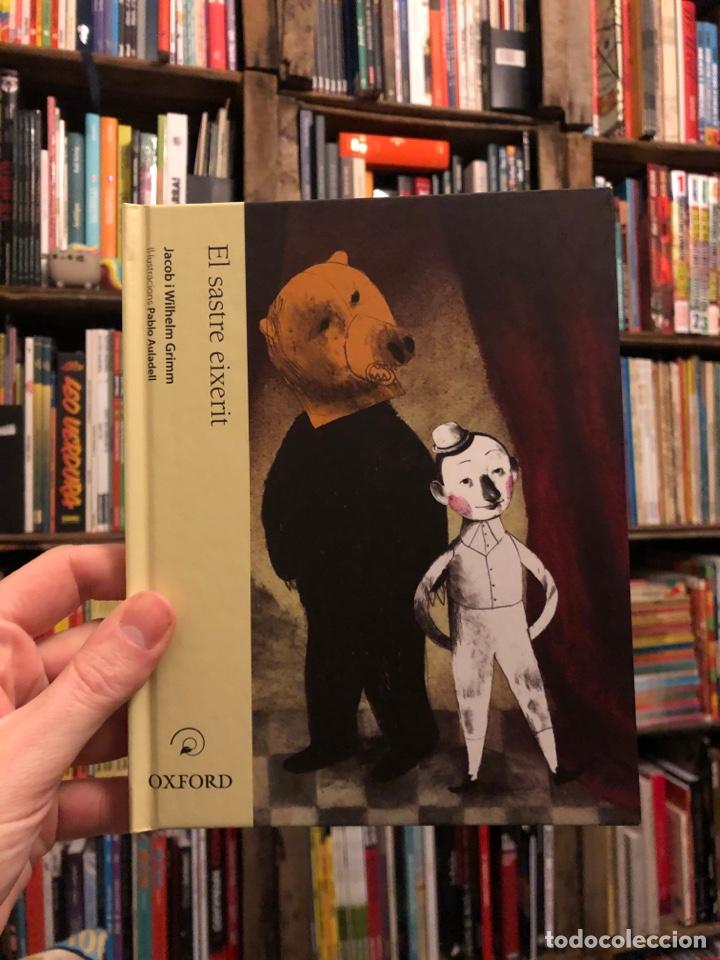 EL SASTRE EIXERIT - OXFORD - PABLO AULADELL - JACOB I WILHELM GRIMM (Libros Nuevos - Literatura Infantil y Juvenil - Cuentos infantiles)