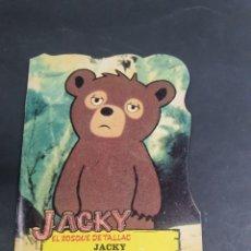 Libros: LIBRO JACKY Y NUCA Y LOS ROEDORES. Lote 238603065