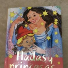 Libros: HADAS Y PRINCESA DE CUENTO 2. Lote 238712350