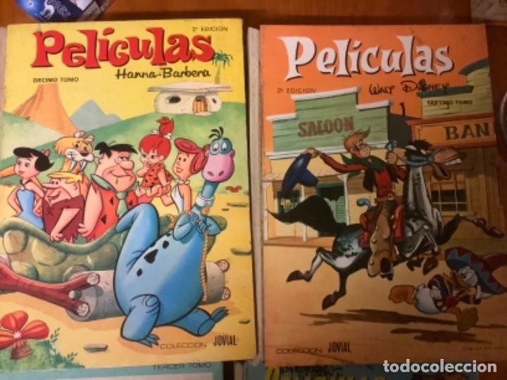 Libros: LOTE 8 LIBROS PELICULAS DE WALT DISNEY - Foto 2 - 238889865