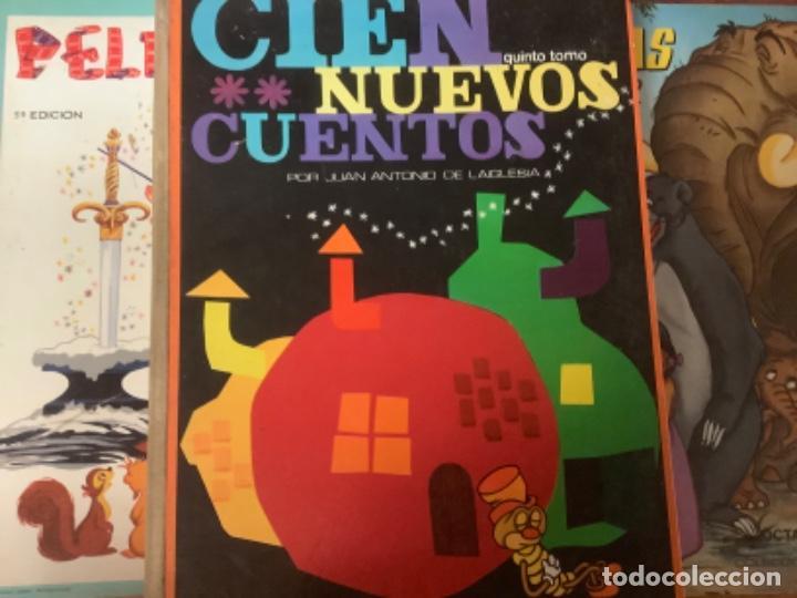Libros: LOTE 8 LIBROS PELICULAS DE WALT DISNEY - Foto 4 - 238889865