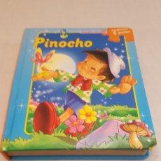 Libros: LIBRO PINOCHO 6 PUZZLES EDITORIAL LIBSA. Lote 240353895