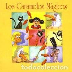 Libros: CARAMELOS MÁGICOS. RICARDO RUIZ NICÁS, MANUEL MARÍA MORALES CUESTA. Lote 240398120