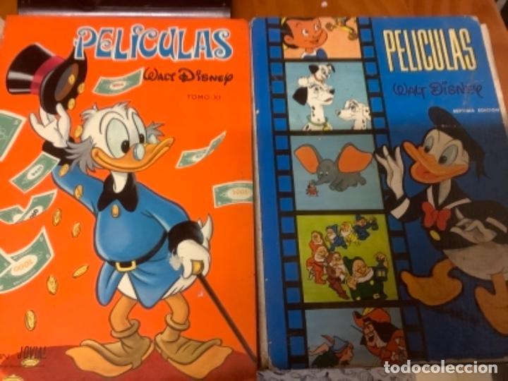 Libros: LOTE 8 LIBROS PELICULAS DE WALT DISNEY - Foto 5 - 238889865