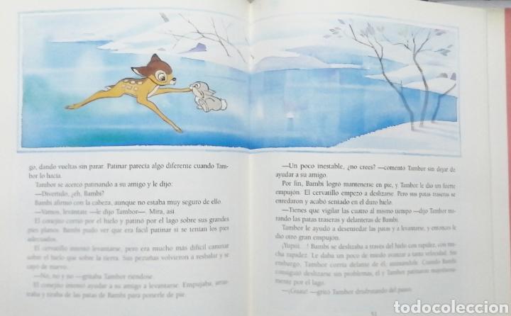 Libros: BAMBI. CLÁSICOS ILUSTRADOS DISNEY. EDITORIAL EVEREST - Foto 2 - 259904855