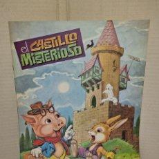 Livres: EL CASTILLO MISTERIOSO. GRANDES ÁLBUMES ELSA. NUEVO.IMPECABLE.AÑOS 80.EDITORIAL VASCO AMERICANA.EVA. Lote 243276580