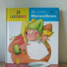 Libros: YA LEO. 20 CUENTOS MARAVILLOSOS. NUEVO. Lote 243327195