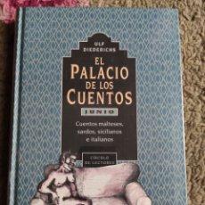 Libros: EL PALACIO DE LOS CUENTOS. ULF DIEDERICHS. NUEVO PRECINTADO. Lote 243403220