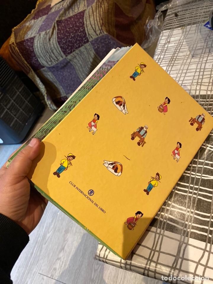 Libros: COLECCIONABLE COMPLETO DE HEIDI / ** 35 FASCICULOS + TAPAS / CLUB INTERNACIONAL DEL LIBRO - 1995 - Foto 2 - 243640600