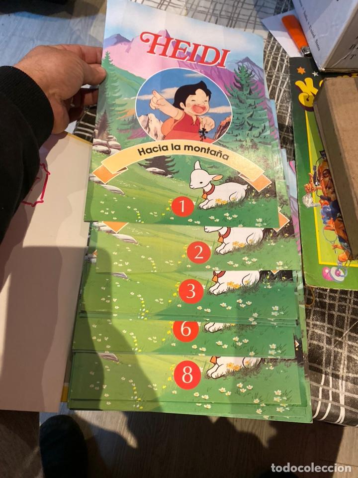 Libros: COLECCIONABLE COMPLETO DE HEIDI / ** 35 FASCICULOS + TAPAS / CLUB INTERNACIONAL DEL LIBRO - 1995 - Foto 3 - 243640600