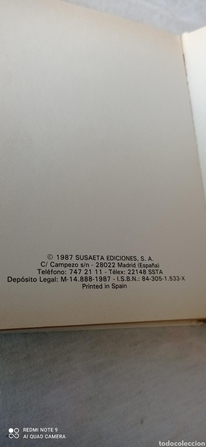 Libros: LA BELLA DURMIENTE N 10 SUSAETA. COLECCIÓN MINIBIBLIOTECA. - Foto 4 - 243842610