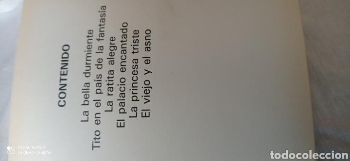 Libros: LA BELLA DURMIENTE N 10 SUSAETA. COLECCIÓN MINIBIBLIOTECA. - Foto 5 - 243842610
