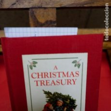 Libros: A CHRISTMAS TREASURY.COMPILED BY SAM ELDER. Lote 245419000
