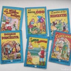 Libros: LIBRITOS BRUGUERA. Lote 245425585