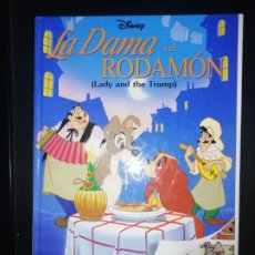 Libros: LA DAMA Y EL VAGABUNDO. Lote 248631450