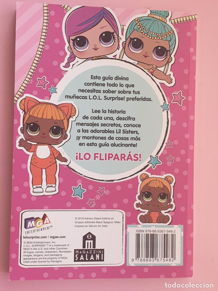 Libros: LIBRO-LOL-DESCUBRE NUESTRO MUNDO-MAGAZZINI MALANI-GUIA MUÑECAS-VER FOTOS - Foto 2 - 248642310