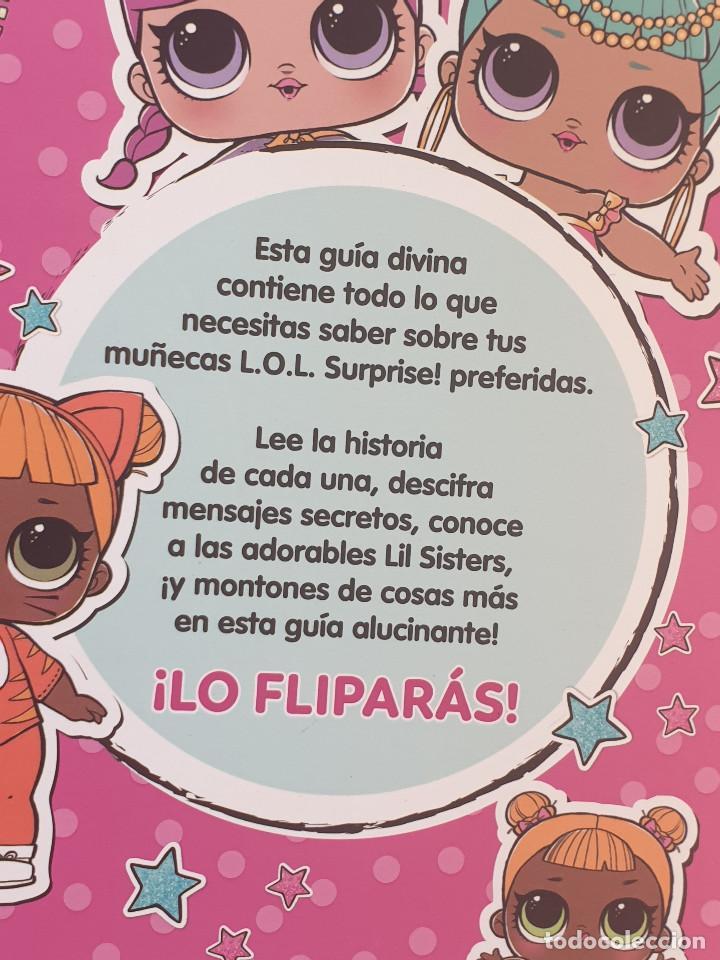 Libros: LIBRO-LOL-DESCUBRE NUESTRO MUNDO-MAGAZZINI MALANI-GUIA MUÑECAS-VER FOTOS - Foto 4 - 248642310