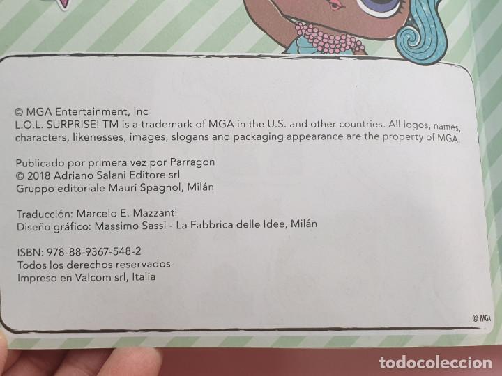 Libros: LIBRO-LOL-DESCUBRE NUESTRO MUNDO-MAGAZZINI MALANI-GUIA MUÑECAS-VER FOTOS - Foto 13 - 248642310