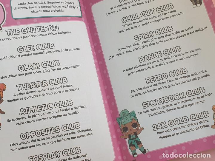 Libros: LIBRO-LOL-DESCUBRE NUESTRO MUNDO-MAGAZZINI MALANI-GUIA MUÑECAS-VER FOTOS - Foto 14 - 248642310