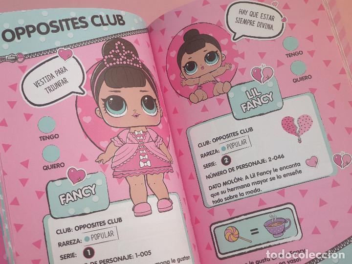 Libros: LIBRO-LOL-DESCUBRE NUESTRO MUNDO-MAGAZZINI MALANI-GUIA MUÑECAS-VER FOTOS - Foto 16 - 248642310