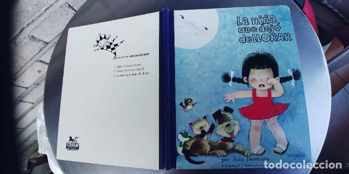 LA NIÑA QUE DEJÓ DE LLORAR - JUAN FERRÁNDIZ - EDIGRAF 1976 (Libros Nuevos - Literatura Infantil y Juvenil - Cuentos infantiles)