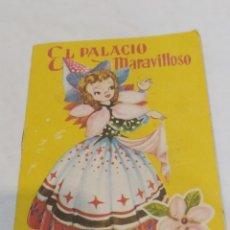 Libros: ANTIGUO CUENTO EL PALACIO MARAVILLOSO 1960. Lote 253825105