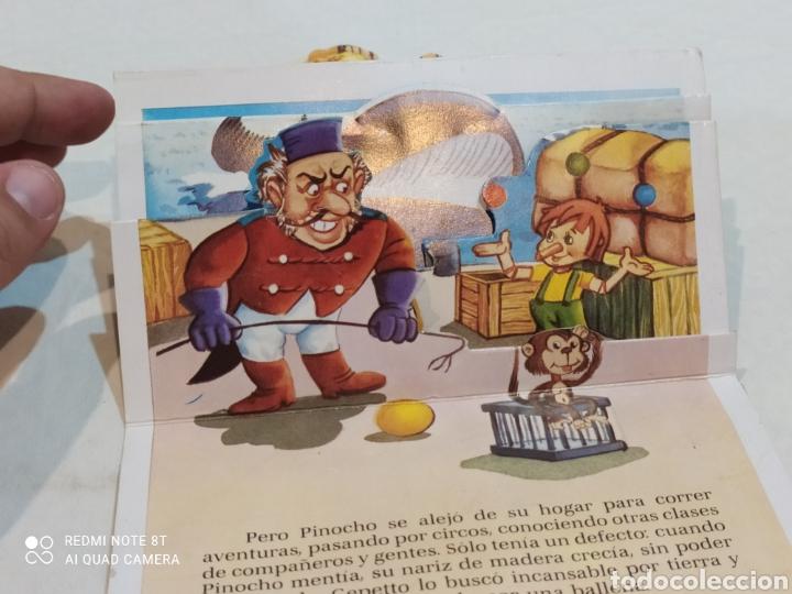 Libros: Antiguo cuento troquelado Pinocho - Foto 4 - 253842605