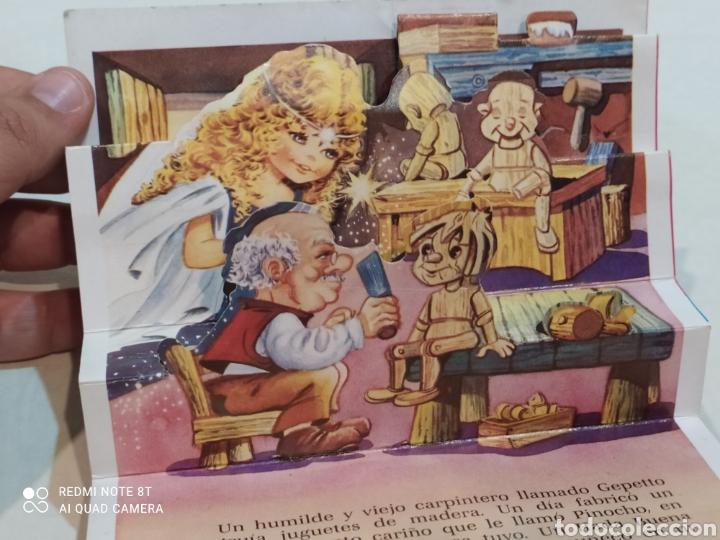 Libros: Antiguo cuento troquelado Pinocho - Foto 5 - 253842605