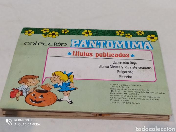 Libros: Antiguo cuento troquelado Pinocho - Foto 6 - 253842605