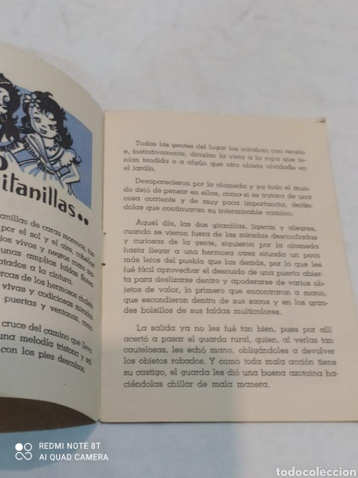 Libros: Antiguo cuento las gitanillas - Foto 3 - 253849075