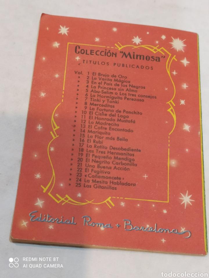 Libros: Antiguo cuento las gitanillas - Foto 5 - 253849075