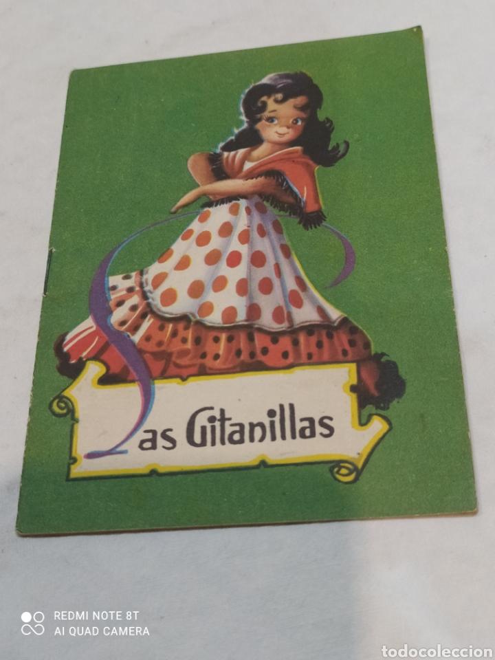 ANTIGUO CUENTO LAS GITANILLAS (Libros Nuevos - Literatura Infantil y Juvenil - Cuentos infantiles)