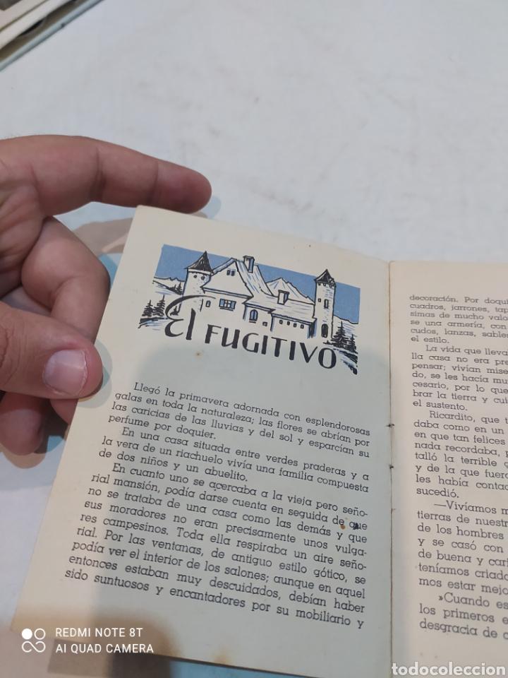 Libros: Antiguo cuento el fugitivo - Foto 2 - 253850275
