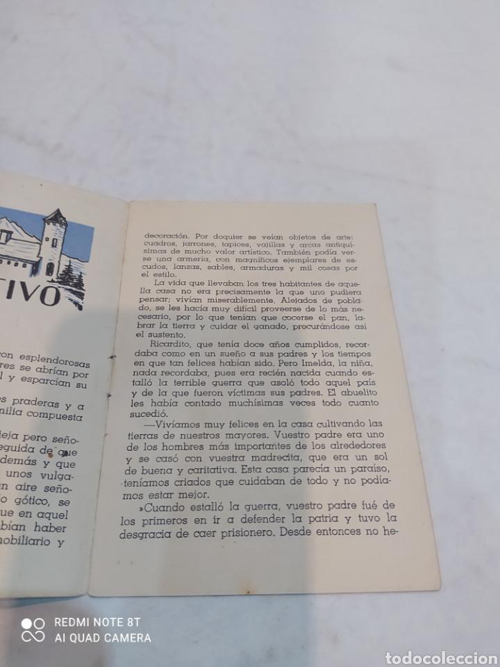 Libros: Antiguo cuento el fugitivo - Foto 3 - 253850275