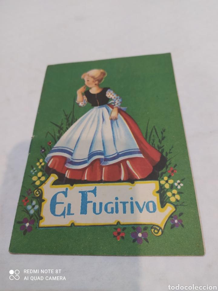 ANTIGUO CUENTO EL FUGITIVO (Libros Nuevos - Literatura Infantil y Juvenil - Cuentos infantiles)