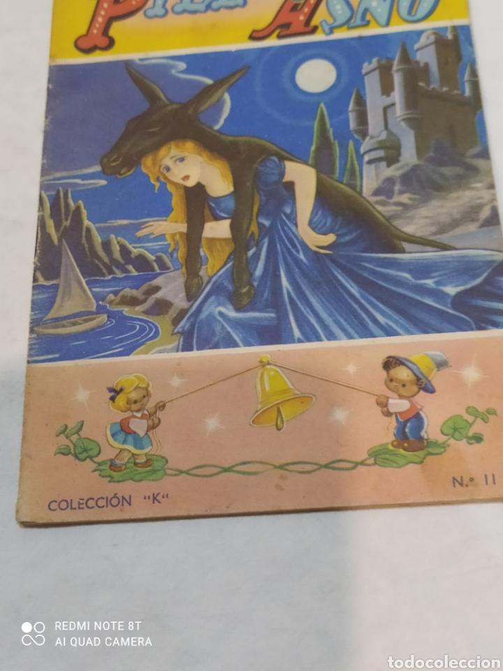 Libros: Antiguo cuento piel de asno 1957 - Foto 3 - 253851175
