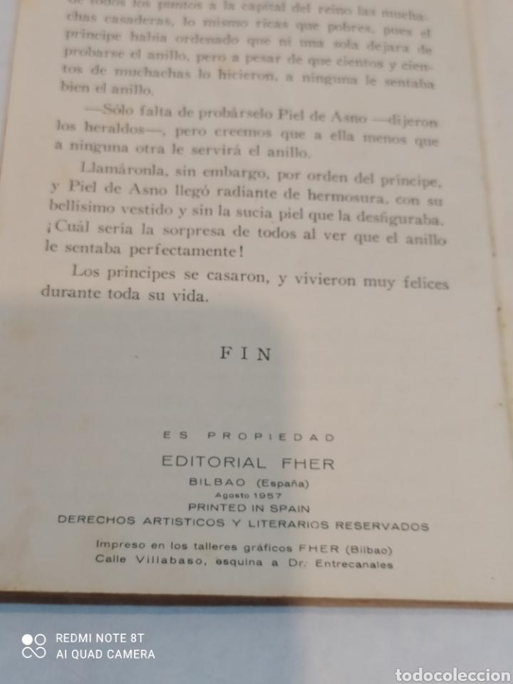 Libros: Antiguo cuento piel de asno 1957 - Foto 5 - 253851175