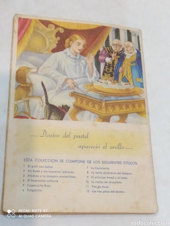 Libros: Antiguo cuento piel de asno 1957 - Foto 6 - 253851175