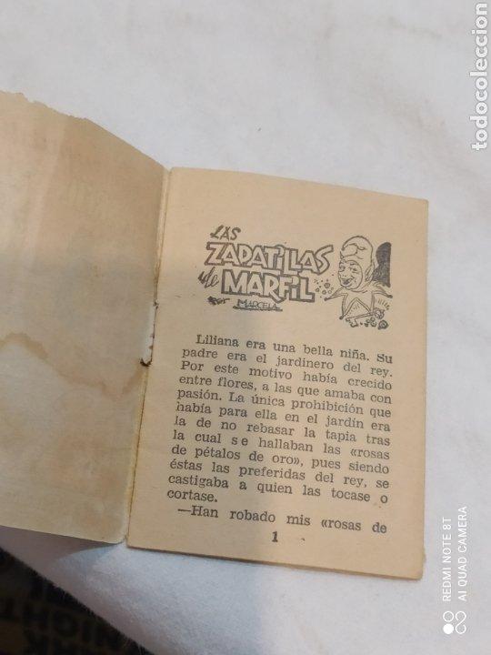 Libros: Pequeño cuento las zapatillas de Marfil 1963 - Foto 2 - 253862205