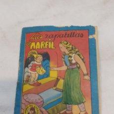 Libros: PEQUEÑO CUENTO LAS ZAPATILLAS DE MARFIL 1963. Lote 253862205