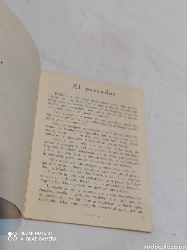 Libros: Antiguo cuento el pescador - Foto 2 - 253863125