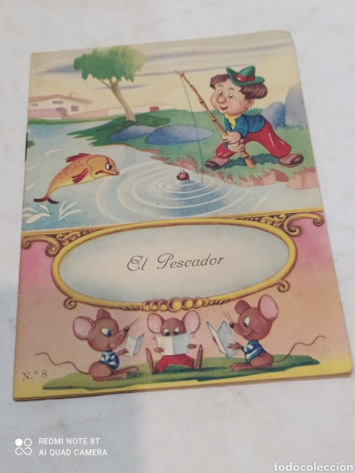 ANTIGUO CUENTO EL PESCADOR (Libros Nuevos - Literatura Infantil y Juvenil - Cuentos infantiles)
