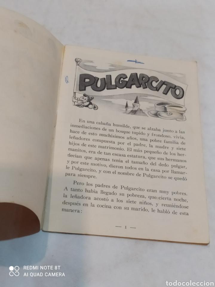 Libros: Antiguo cuento Pulgarcito 1957 - Foto 2 - 253863760