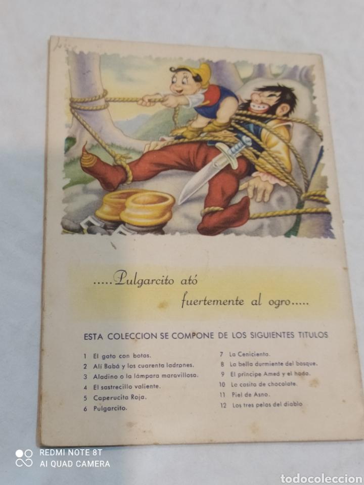 Libros: Antiguo cuento Pulgarcito 1957 - Foto 5 - 253863760