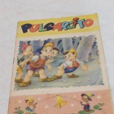 Libros: ANTIGUO CUENTO PULGARCITO 1957. Lote 253863760
