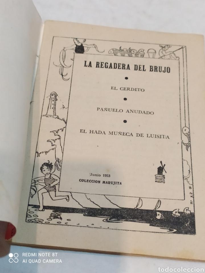 Libros: Antiguo cuento la regadera del brujo 1953 - Foto 2 - 253864345