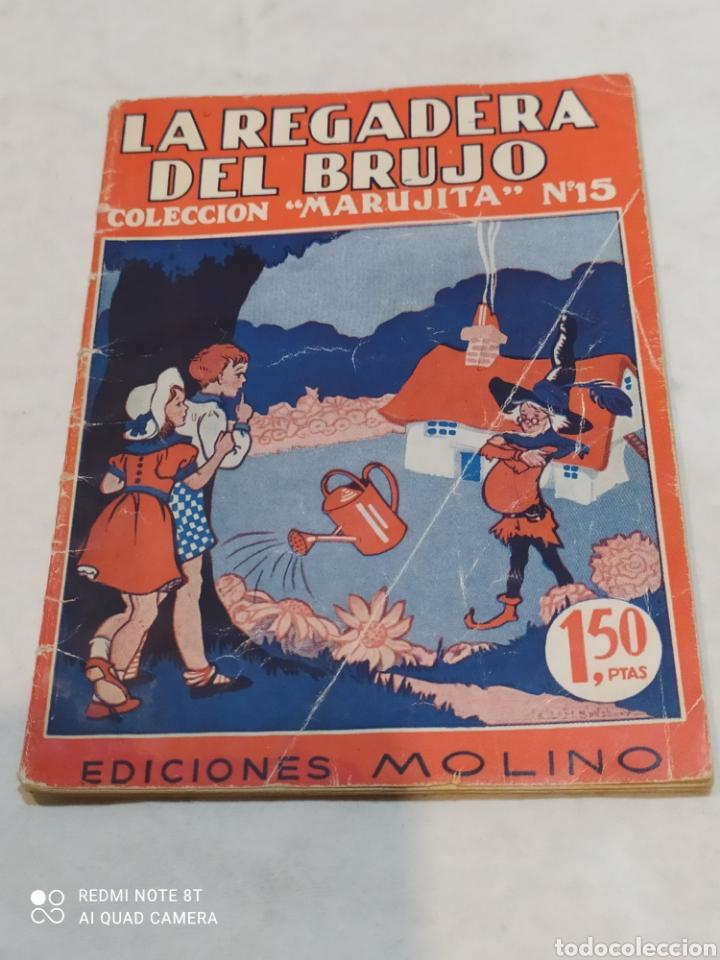 ANTIGUO CUENTO LA REGADERA DEL BRUJO 1953 (Libros Nuevos - Literatura Infantil y Juvenil - Cuentos infantiles)