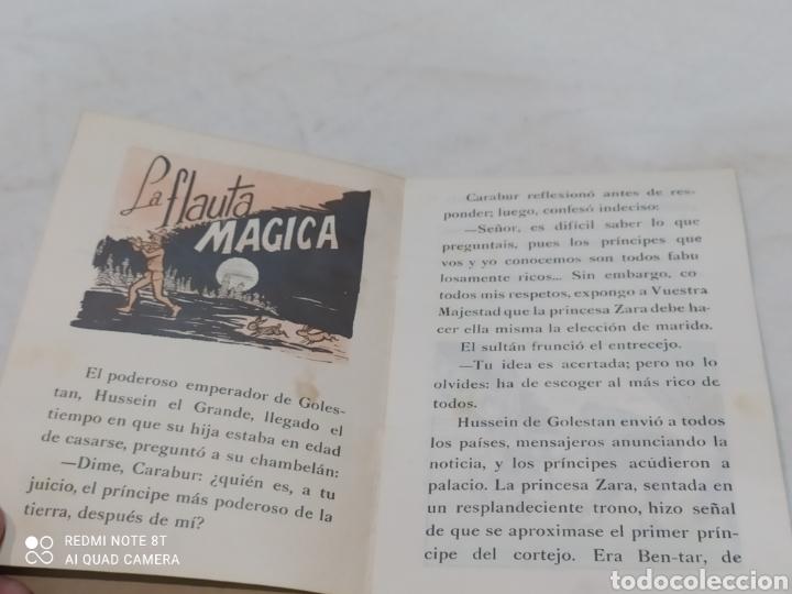Libros: Antiguo cuento la flauta mágica - Foto 2 - 253864805